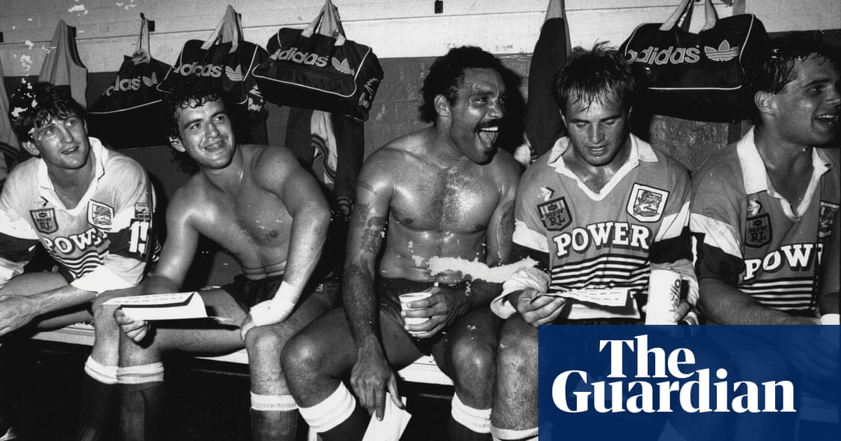 How the Brisbane Broncos rose out of the political mess that was 1980s Queensland | Joe Gorman
