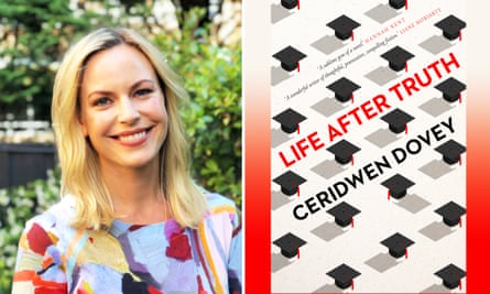 Australian author Ceridwen Dovey and her new book Life after Truth.