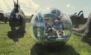 The Jurassic Park fantasy is kept alive by Crispr.