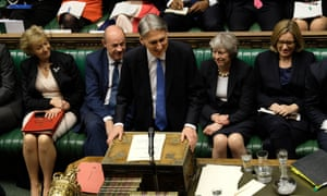 Philip Hammond's budget has done little for charities or the voluntary sector.