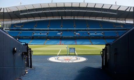Manchester City v Manchester United: Premier League – live!