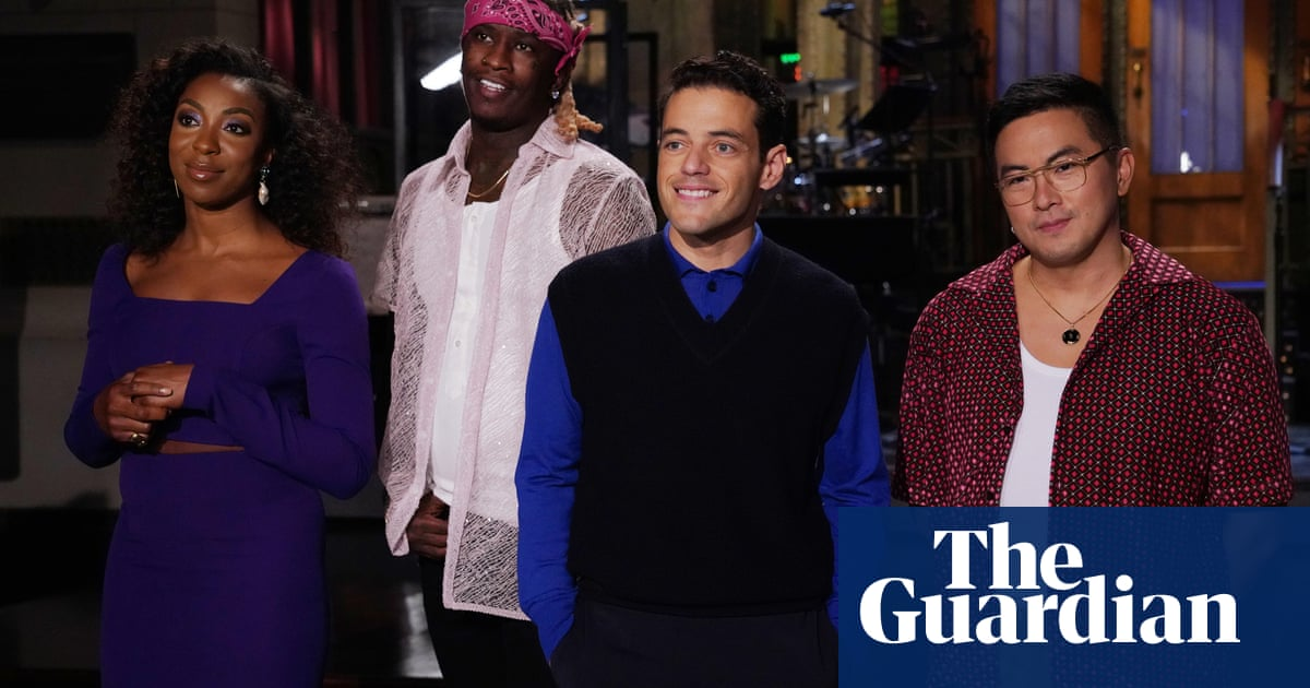 Saturday Night Live: host Rami Malek gets upstaged by 007 himself