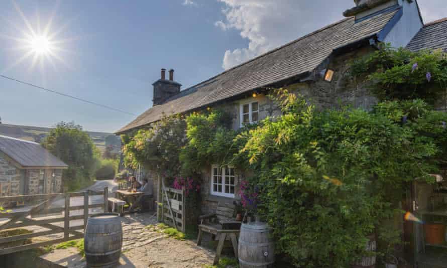 The Rugglestone Inn, Dartmoor