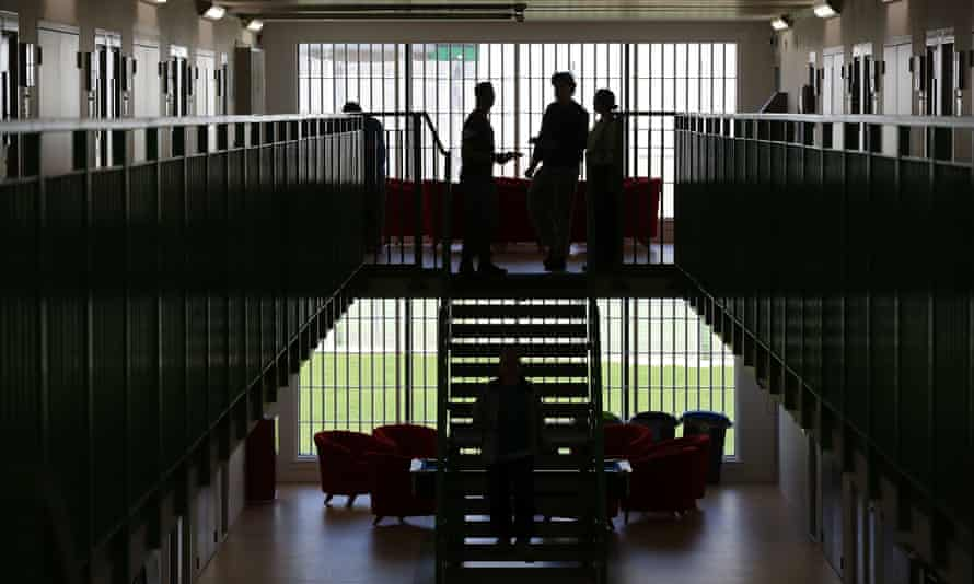 Inside Wrexham prison