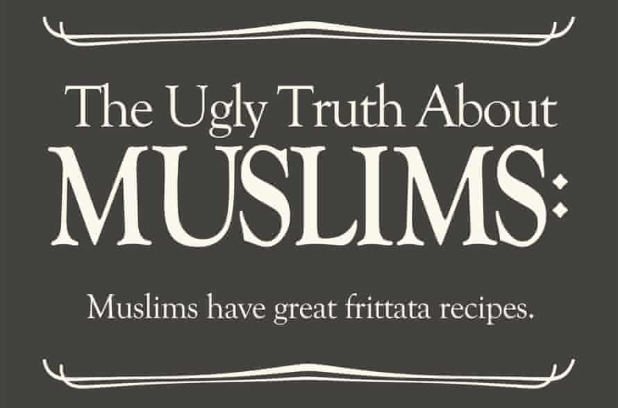 One of six ads from the Fighting-Bigotry-With-Delightful-Posters campaign.