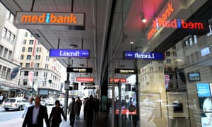 A Medibank Private branch