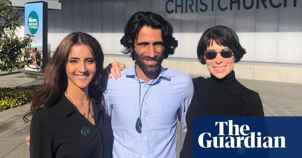 Behrouz Boochani calls Christchurch welcome a 'reminder of kindness'