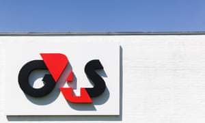"""G4S is one of three contractors providing asylum accommodation branded a """"disgrace"""" by MPs."""