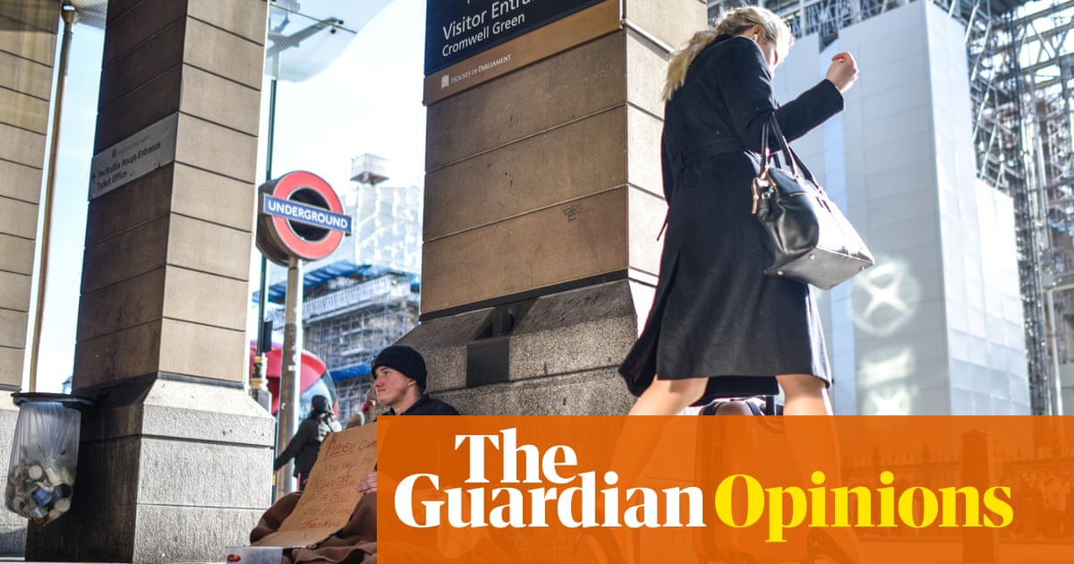 Why I turned down an MBE for services to homeless people