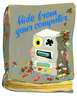 Hide From Your Computer
