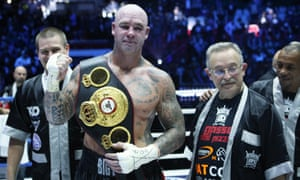 Lucas Browne defeated Ruslan Chagaev to become Australia's first heavyweight boxing champion earlier this month.