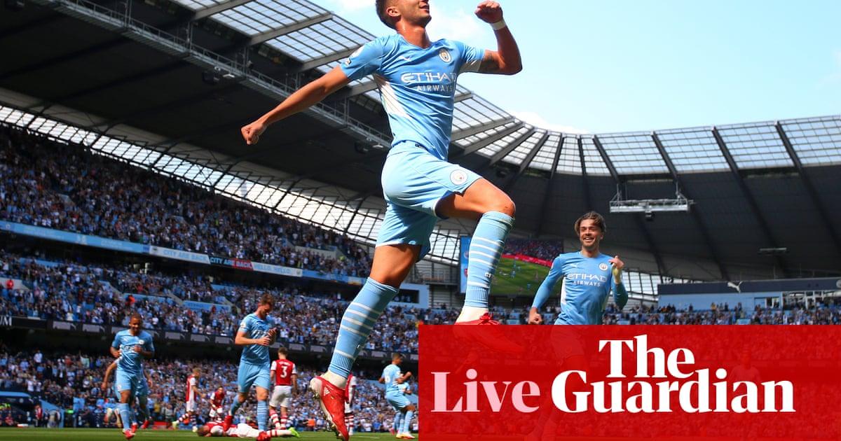 Manchester City v Arsenal: Premier League – live!