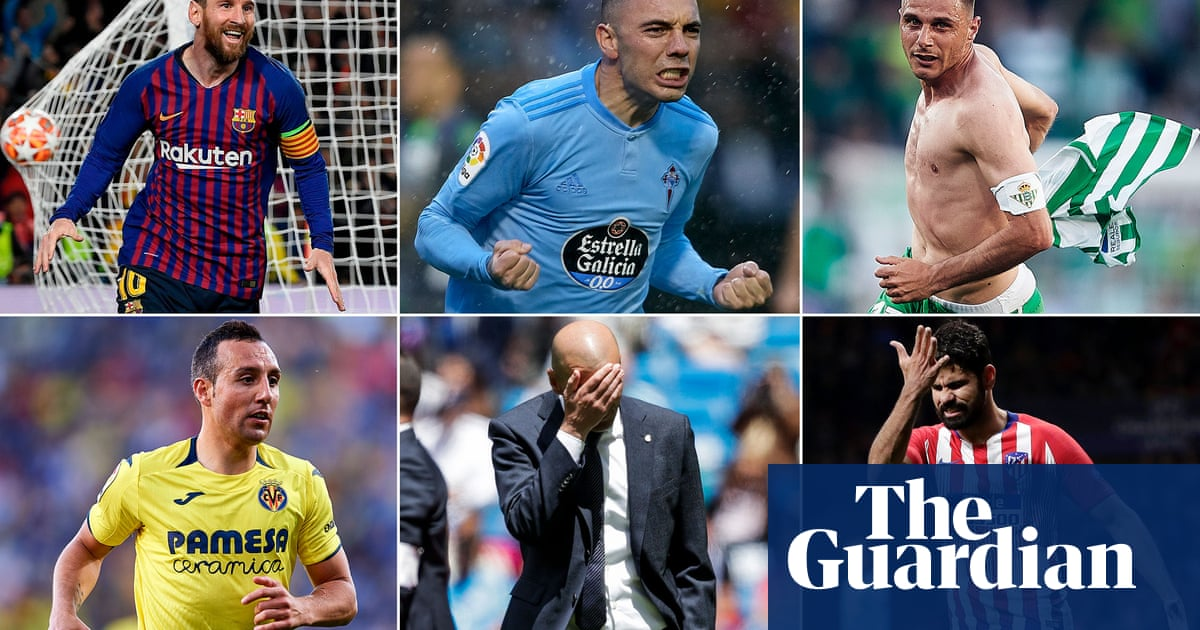 It's the Sids 2019! The complete review of La Liga's 2018-19 season