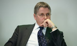 Cabinet secretary Jeremy Heywood, who says he 'still has all that desire to serve my country'.