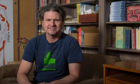 Dave Eggers: 'his style has been pared to a Hemingway-like concision'
