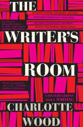 The Writer's Room by Charlotte Wood cover