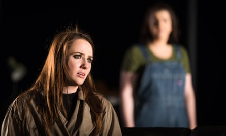 Time and place … Christine Clare as middle sister Marianne in Lucy Caldwell's Three Sisters.