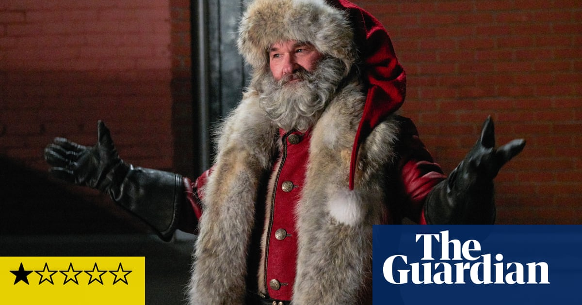 d677a836877f7 The Christmas Chronicles review – Kurt Russell s Santa can t save Netflix  turkey