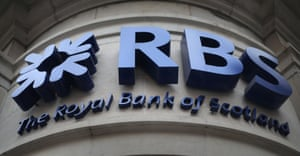 A branch of the Royal Bank of Scotland.