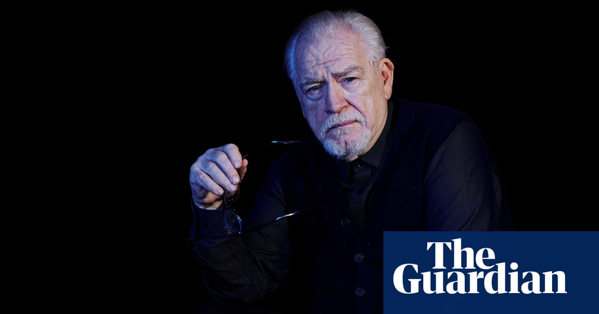 Succession's Brian Cox: 'I was touched up by Princess Margaret'