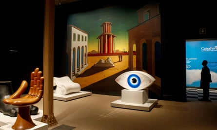 Artworks on display in Objects of Desire: Surrealism and Design 1924-202.