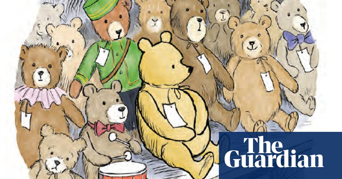 Winnie-the-Pooh goes to Harrods in new authorised AA Milne prequel