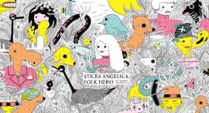 Sticks Angelica, Folk Hero