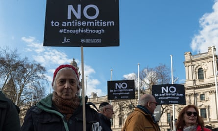 Tom Watson says he is ashamed about the antisemitism furore.