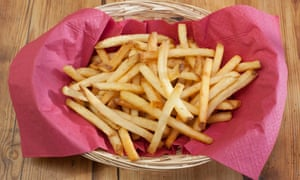 'Exactly as you would wish': frites.