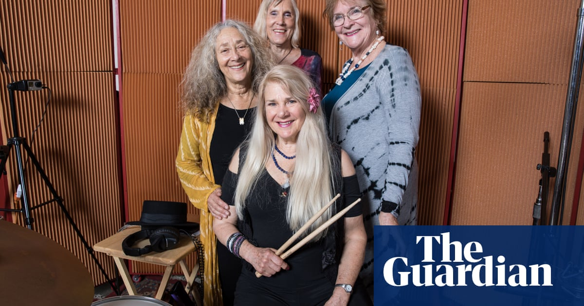 Ace of Cups: the 1960s all-female band finally record their