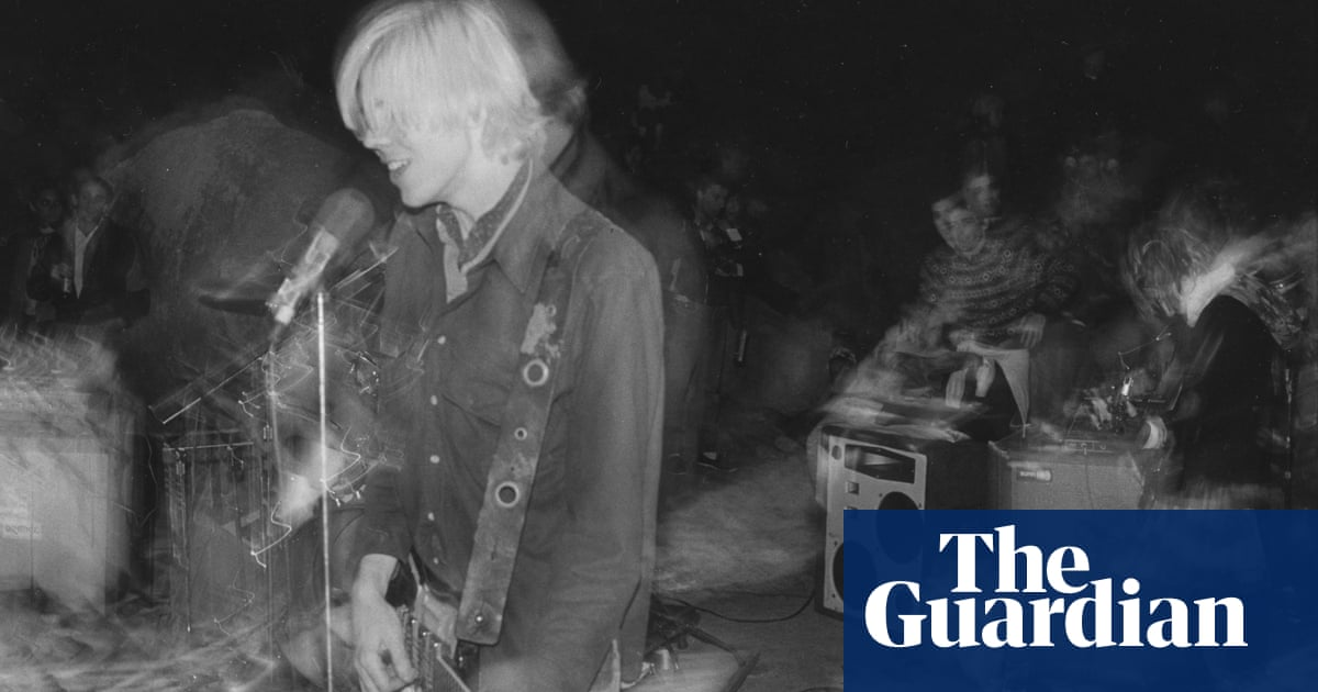 Sonic Youth, Desolation Center 1985: 500 tabs of acid, one life-changing gig