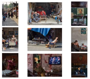Simon Urwin, winner: Portfolio, Pengzhen in Chengdu, China. See more of Simon's photography in our photo essay: Tea and history: an evocative brew in Chengdu, China.