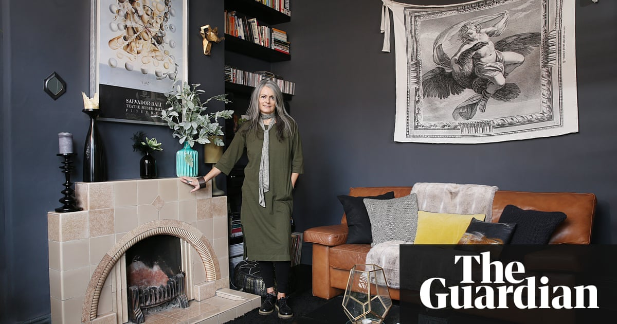 Interior design goes back to black life and style the guardian