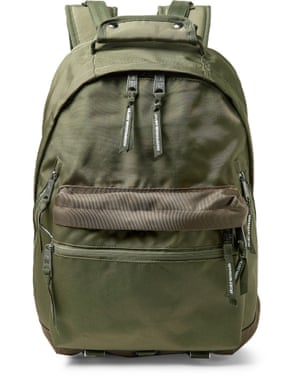 Fusion canvas, £145, Indispensable, mrporter.com