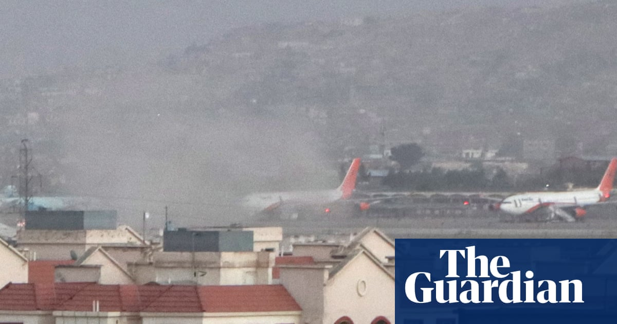 Two Britons and child of UK national among Kabul airport dead