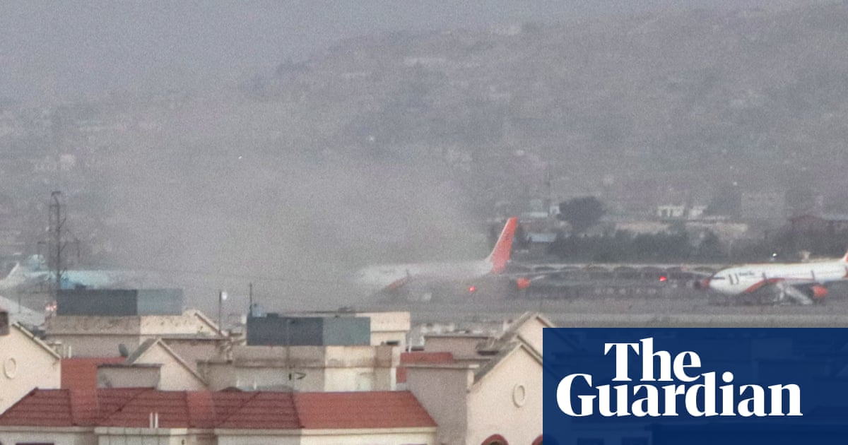 Mother pleads for baby injured in Kabul airport attack to be brought to UK