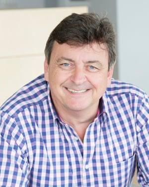 Andrew Barnes of Perpetual Guardian