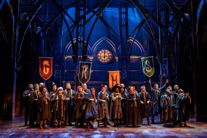 Harry Potter And The Cursed Child The West End Extravaganza In Pictures Stage The Guardian