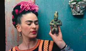 Frida Kahlo: Making Her Self Up at London's V&A museum