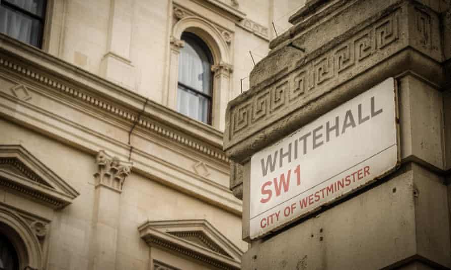 Whitehall street sign.