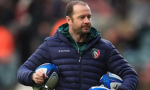 Geordan Murphy plans to appoint a new defence coach to assist him at Leicester