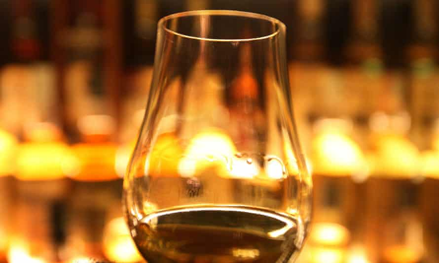 The QC for the Scotch Whisky Association said more effort should be put into tackling poverty in Scotland
