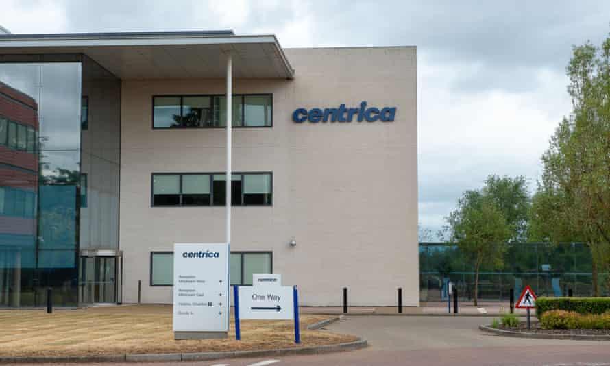 Centrica's head office in Windsor