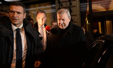 Five times guilty: how George Pell's child-abusing past caught up
