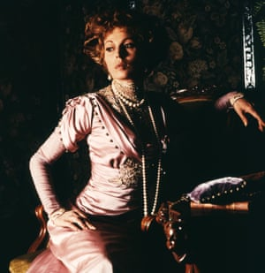 Silvana Mangano dressed by Piero Tosi for Death In Venice.