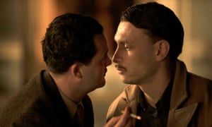 Persecuted … Daniel Mays and Richard Gadd in Against the Law.