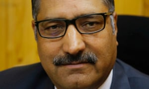 Shujaat Bukhari and his bodyguards were shot dead by three men on a motorcycle.