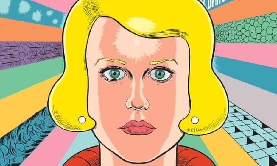 Beautiful, candy-coloured sci-fi … Patience by Daniel Clowes.