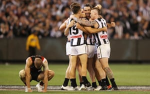 Anzac Day AFL clash, Bombers v Pies