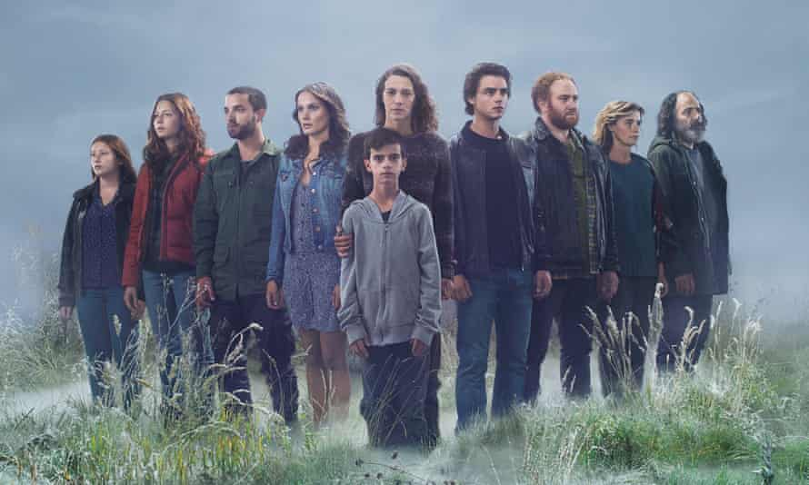 All back to the Lake Pub… The Returned, series two.